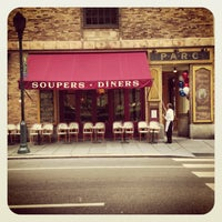 Photo taken at Parc Brasserie by Melissa G. on 7/14/2013