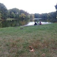 Photo taken at Treptower Park by satrapa on 9/30/2012