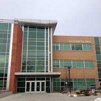 Photo taken at WSU Elizabeth Hall by Mossman $. on 2/6/2014