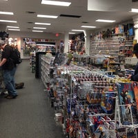 Photo taken at Toy Vault (Warwick Mall) by Mary R. on 11/12/2014