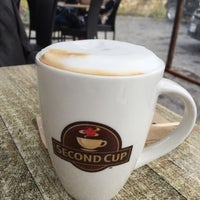 Photo taken at Second Cup by Wael C. on 1/30/2015
