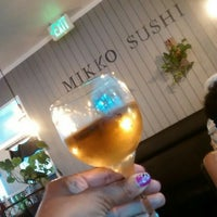 Photo taken at Mikko Japanese Cuisine by Virginia B. on 3/12/2016