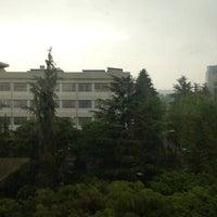 Photo taken at 경북대학교 공과대학 9호관 by Ole M. on 4/29/2013