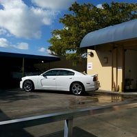 Photo taken at Simoniz Car Wash by Daniel H. on 3/16/2014
