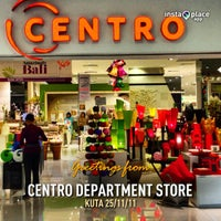 Photo taken at Centro Department Store by Henry S. on 11/25/2012