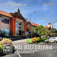Photo taken at Mal Bali Galeria by Henry S. on 12/23/2012