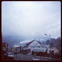 Photo taken at Liezen by Alexander M. on 1/16/2013