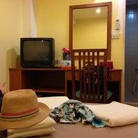 Photo taken at Siam Star Hotel Pratunam by Pupu L. on 6/6/2014