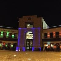 Photo taken at Plaza Bicentenario by Luis S. on 12/16/2012