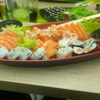 Photo taken at Kantô Sushi Express by Alexandre S. on 7/17/2013