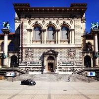 Photo taken at Bibliothèque Cantonale Universitaire by Eduard M. on 6/7/2013