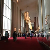 Photo taken at The John F. Kennedy Center for the Performing Arts by Rick T. on 7/13/2013