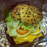 Photo taken at Army Navy Burger + Burrito by Perk Ad C. on 9/23/2012