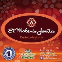 Photo taken at El Mole de Jovita by Elmoledejovita M. on 12/9/2012