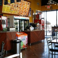 Photo taken at Tacos N More by Steve D. on 7/4/2014