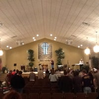 Photo taken at Lake City Christian Fellowship by Ben B. on 2/26/2012