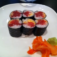 Photo taken at Nobori Sushi by Mary Ann K. on 7/27/2011