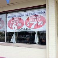 Photo taken at Anand Indian Restaurant by Melodie J. on 9/5/2011