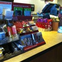 Photo taken at Starbucks by 💋B on 12/17/2011