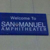 Photo taken at San Manuel Amphitheater by ♚gєямѕтєя™ on 9/12/2011