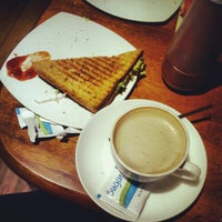 Photo taken at The French Loaf by Anjani S. on 12/11/2012