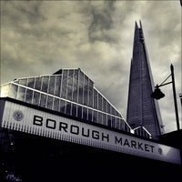 Photo taken at Borough Market by Chris K. on 2/18/2013