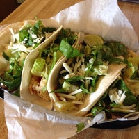 Photo taken at Hankook Taqueria by Kenneth Y. on 10/1/2013