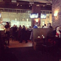 Photo taken at Hudson Station Bar & Grill by Jessica P. on 2/23/2013