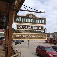 Photo taken at Alpine Inn by Jessie F. on 3/21/2013