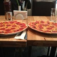 Photo taken at Pizza Express by Olga B. on 1/23/2013