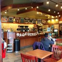 Photo taken at Caribou Coffee by David X. on 4/24/2013