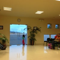 Photo taken at Aeropuerto Cabo San Lucas (MMSL) by Christian G. on 12/29/2012
