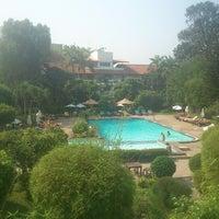 Photo taken at Sunshine Garden Resort by Vladisglav S. on 2/4/2013