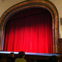 Photo taken at Irvington Town Hall Theater by Barry G. on 1/27/2013