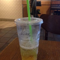 Photo taken at Starbucks by isaac g. on 7/3/2014