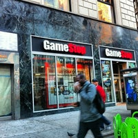 Photo taken at GameStop by Mike J. on 9/20/2013