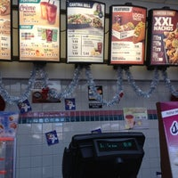 Photo taken at Taco Bell by Mike P. on 12/12/2012