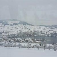 Photo taken at Klewenalp Ski Resort by Kelvin S. on 12/30/2014