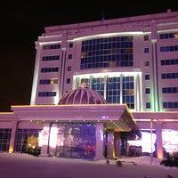 1/21/2013 tarihinde Igor A.ziyaretçi tarafından Rixos President Astana'de çekilen fotoğraf