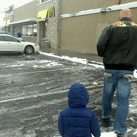 Photo taken at McDonalds by Amber A. on 12/27/2012