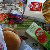 Photo taken at Wendy's by Subi J. on 1/31/2013