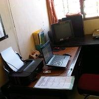 Photo taken at Dinas Tata Ruang dan Pengawasan Bangunan by Andi H. on 4/17/2013
