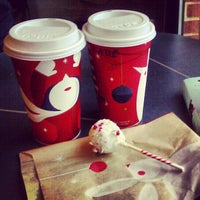 Photo taken at Starbucks by Katie M. on 12/15/2012