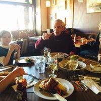 Photo taken at Shagwong Restaurant by Jamyn E. on 12/27/2014