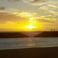 Photo taken at Magic Island by Harry C. on 12/12/2012