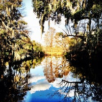 Photo taken at Magnolia Plantation & Gardens by Santy M. on 1/12/2013