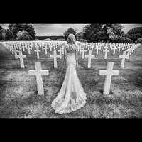 Photo taken at Henri-Chapelle American Cemetery and Memorial by Marian S. on 7/7/2015