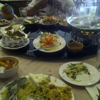 Photo taken at Siriwan Thai Seafood Restaurant by w w. on 3/21/2013