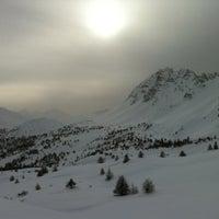 Photo taken at Telesiege de la Mayt by Bittle J. on 2/18/2014