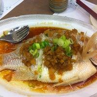Photo taken at Kam Ho Restaurant by Felix L. on 9/28/2013